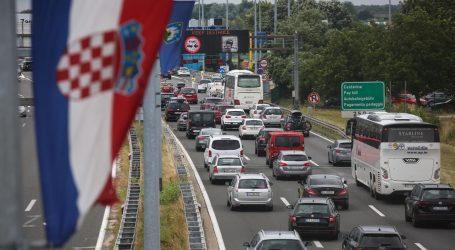 Krenula sezona: Proteklog vikenda 30 posto više vozila i 36 posto veća zarada na autocestama