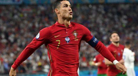 Statistike: Ronaldo prvi strijelac EURO-a, Zuber asistent. Spinazzola i Nego trčali brzinom33.8 km/h