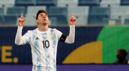 Gol i dvije asistencije Messija protiv Ekvadora, Kolumbija s 11 metara bolja od Urugvaja