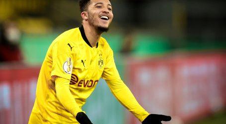 Jadon Sancho kompletirao prelazak u Manchester United