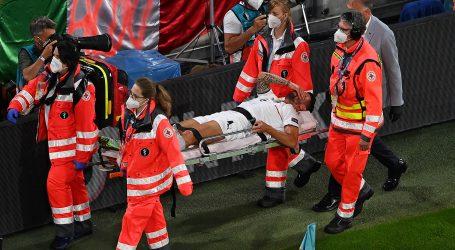 I ozlijeđeni Spinazzola bit će na Wembleyju, navijače u finalu protiv Engleske