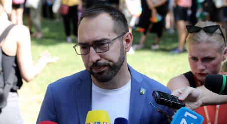 """Tomašević osudio homofobno nasilje: """"Očekujem da se odgovorni što prije pronađu i kazne te da se napadi tretiraju kao zločini iz mržnje"""""""