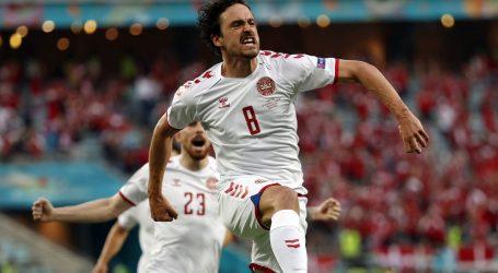 Danska pobjedom nad Češkom izborila polufinale Eura