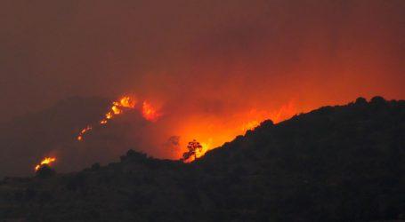 Požari haraju Ciprom i grčkom Kefalonijom