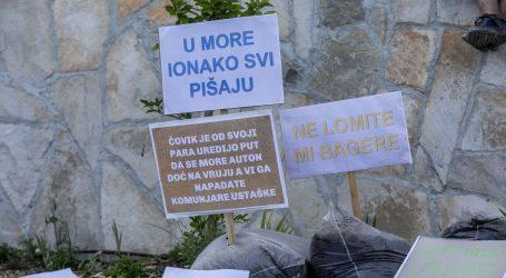 Klub zeleno-lijevog bloka podržao borbu protiv bespravne gradnje na obali