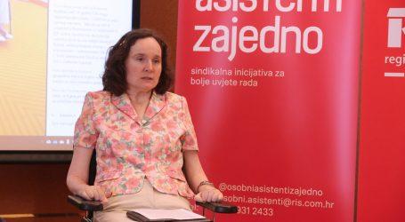 Pravobraniteljica Slonjšak osudila nasilno ponašanje policije prema slijepoj osobi