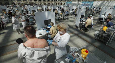 Rusija u jednom danu bilježi 24 tisuće novozaraženih i 799 umrlih, Moskva možda prošla vrhunac