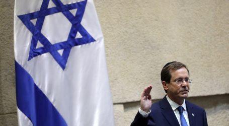 Prisegnuo novi predsjednik Izraela