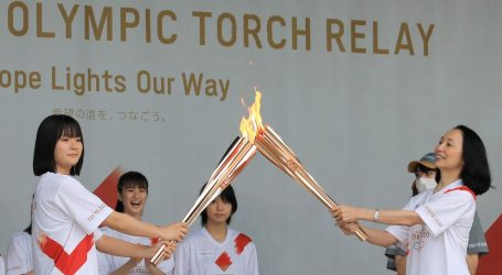 Najbolje čuvana tajna: Tko će upalitii olimpijski plamen? Najviše se spominje Naomi Osaka
