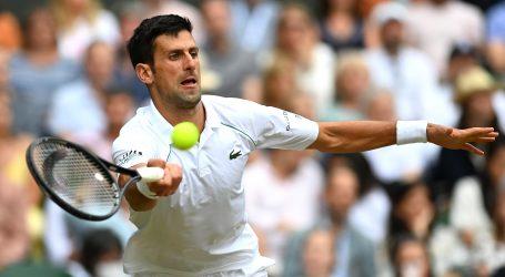 Wimbledon: Đoković na korak do 20. Grand Slam naslova