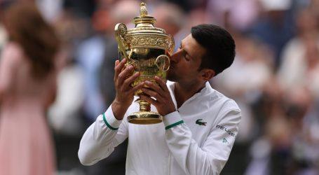 Novak Đoković nakon Wimbledona ide po Zlatni Grand Slam