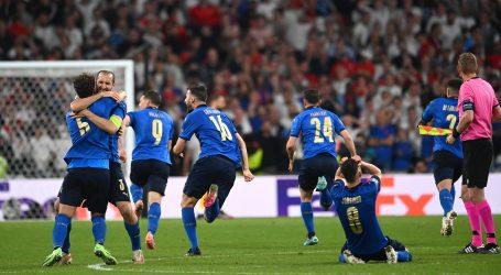 """Pobjedom u finalu """"Azzurri"""" čak 34 utakmice bez poraza"""