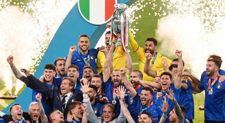 Italija poslije 53 godine slavi naslov prvaka Europe, nakon drame jedanaesteraca Engleska poražena u Londonu!
