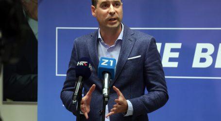 "Herman: ""Nismo zadovoljni dosadašnjim radom gradonačelnika Tomaševića"""