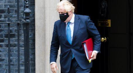 Britanski premijer Johnson i ministar financija Sunak u izolaciji