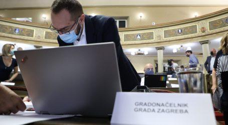 Zagrebačka Gradska skupština prihvatila kratkoročno zaduživanje Grada