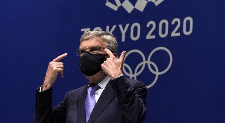 """Thomas Bach: """"Olimpijske igre će pružiti čovječanstvu nadu u budućnost"""""""