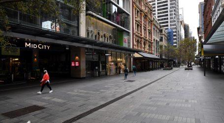 U Sydneyju produljena karantena, najavljene strože kazne za neopoštivanje propisa