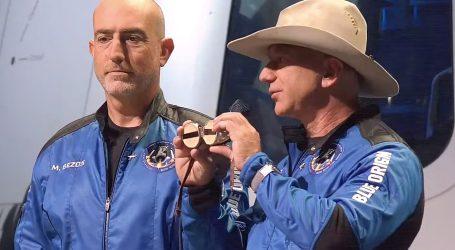 Jeff Bezos NASA-i nudi dvije milijarde dolara, ne odustaje od utrke na Mjesec
