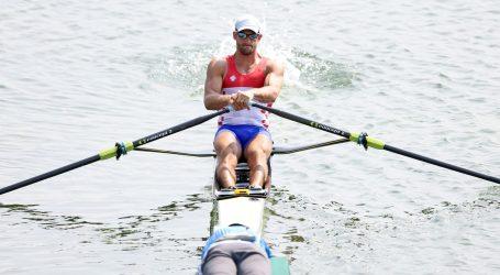 Damir Martin prvi Hrvat koji je nastupio na OI u Tokiju, pobijedio je u prvoj kvalifikacijskoj utrci