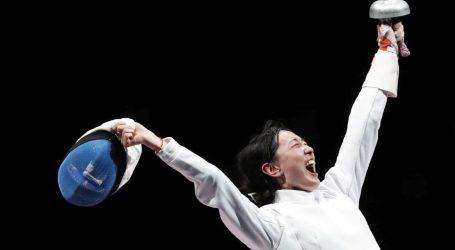 Kineskinja Sun Yiwen i Mađar Aron Szilagyi do zlata u maču i sablji