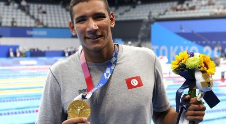 Tunižanin Ahmed Hafnaoui: Iz anonimnosti do naslova olimpijskog pobjednika u plivanju