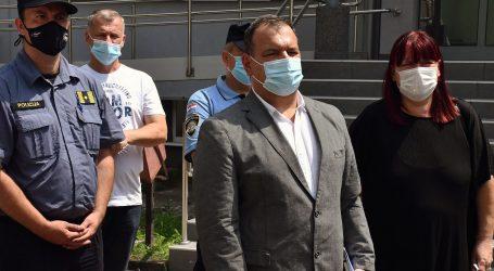 U bolnici u Slavonskom Brodu formiran info centar 035 201 111 za obitelji stradalih i ozlijeđenih