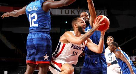 Francuska na startu pobijedila američku NBA selekciju, briljirao Evan Fournier
