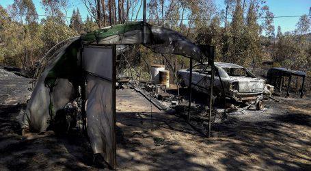 Jugom Europe haraju požari, sjever sanira štete od poplava