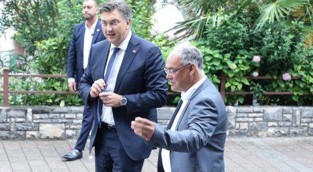 """Plenković: """"Nikad nismo imali na raspolaganju toliko bespovratnih sredstava iz Europe kao sada"""""""