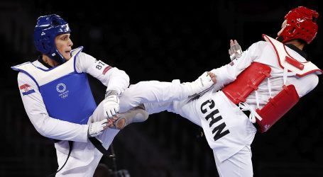 Kinez Sun uvjerljivo izgubio u polufinalu, Ivan Šapina bez repesaža i prilike za broncu