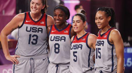 Amerikanke i Latvijci zlatni u basketu 'tri na tri'