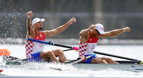 NOVO ZLATO ZA HRVATSKU! Braća Martin i Valent Sinković osvojili treće olimpijsko odličje u trećoj različitoj disciplini