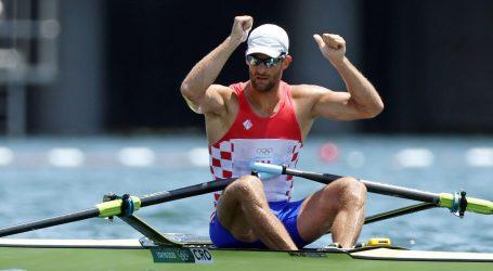 Odličan dan za hrvatsko veslanje: Damir Martin u finalu samca