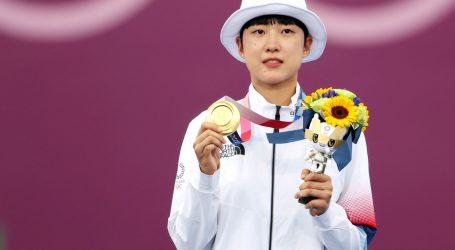 Korejka San An prva sportašica na OI u Tokiju s tri zlata