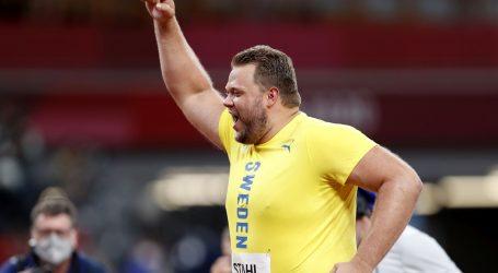 Jamajčankama tri medalje na 100 metara, Šveđanima zlato i srebro u bacanju diska