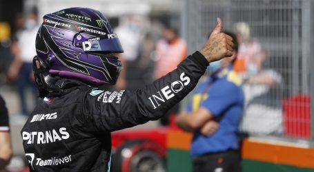 VN Mađarske: Lewis Hamilton najbrži u kvalifikacijama