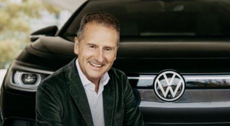 Herbert Diess potvrdio dolazak električnog VW ID.8