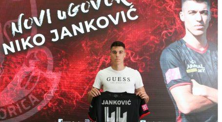Talentirani dinamovac Niko Janković će prvoligašku minutažu stjecati u Gorici