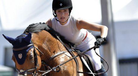 Kći slavnog pjevača Jessica Springsteen želi medalju u jahanju