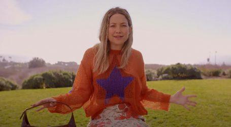 Kate Hudson poziva ljude na vježbanje pilatesa i otkriva što jesti ljeti