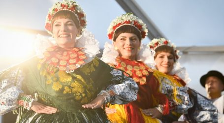 Povratak s mini turneje: LADO u Poljskoj prezentirao hrvatske tradicijske plesove i pjesme