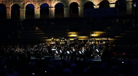 Zajc u Puli: Koncert Opera Gala za grand finale festivala Ljetna klasika u Areni