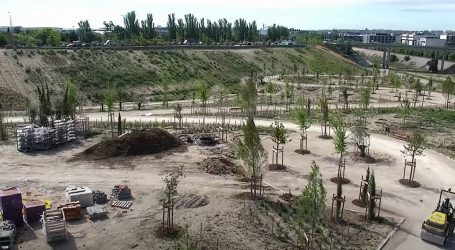 Madrid gradi 'zeleni zid' oko gradskog područja, urbana šuma već je duga 75 kilometara