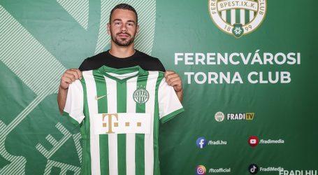 Ferencvaros posudio Marijana Čabraju uz pravo otkupa ugovora