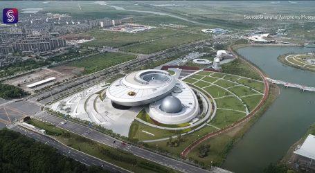 Šangaj: Najveći svjetski planetarij uskoro se otvara za sve znatiželjnike