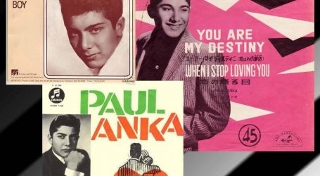 Paul Anka slavi 80. rođendan, uspjeh mu donijela pjesma koju je napisao o djevojci koju je jedva poznavao