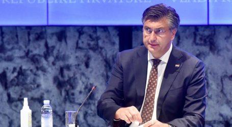 """Plenković: """"Bez obzira na to što neki šarlatani mantraju o tajmingu, uhićenja potvrđuju da nema pritisaka niti privilegiranih"""""""