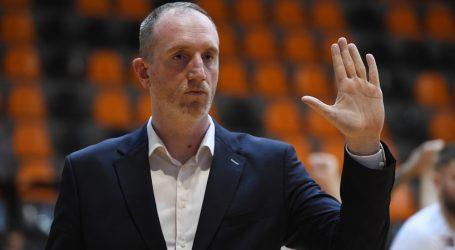 Dosadašnji pomoćni trener Ivan Perinčić naslijedio Veljka Mršića na klupi Zadra