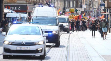 """Zagreb Pride: """"Od policije očekujemo temeljitu istragu. Ovo su zločini iz mržnje, a ne remećenje javnog reda"""""""